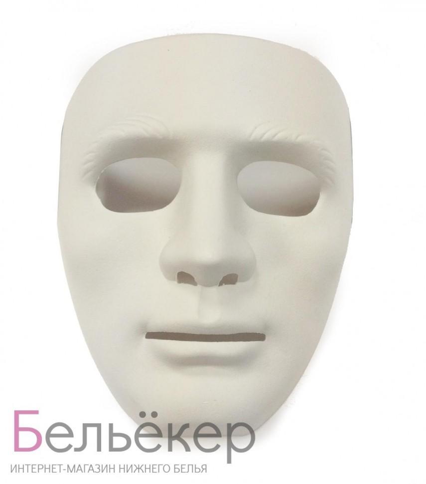 Как сделать белую маску на лицо
